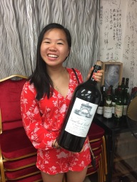 Finding wine the size of my torso in Macau