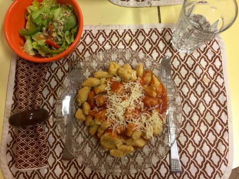 Gnocchi day!