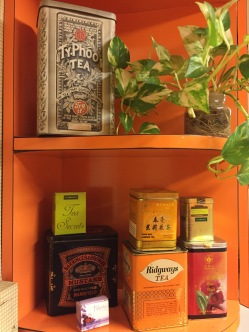 Madre's tea collection